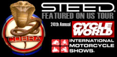 Cobra Cycleworld International Motorcycle Show