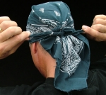 how to make a durag out of a bandana